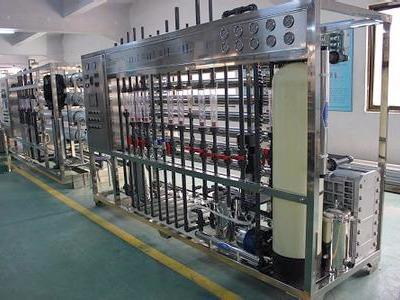 电子芯片超纯水设备