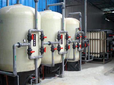 除铁锰纯水系统