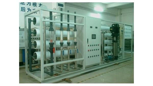 反渗透纯水设备一些常见的问题(下)