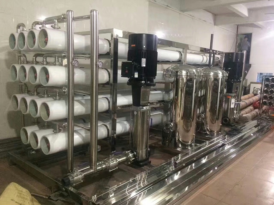 GMP标准纯化水设备