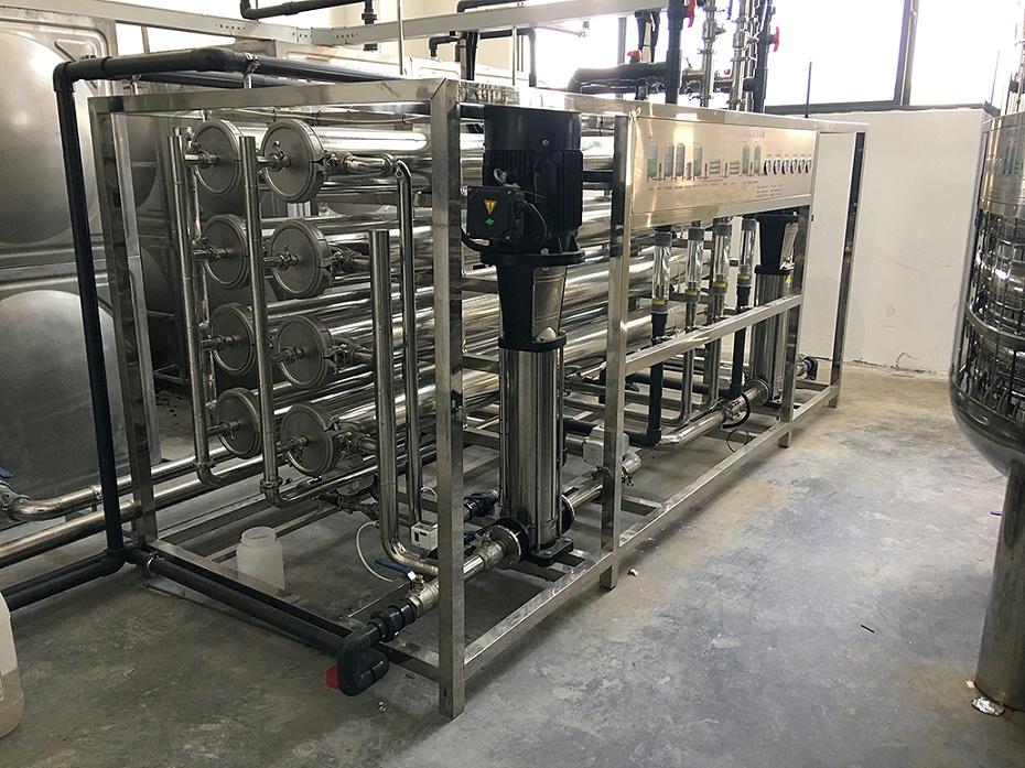 中小型纯化水设备