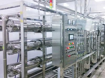 生物制剂纯化水设备