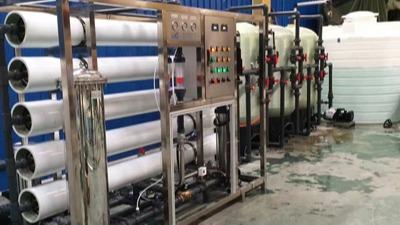 起航反渗透设备的浓水可以回用吗?