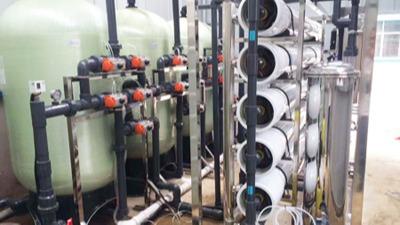 起航教你降低工业纯水设备故障