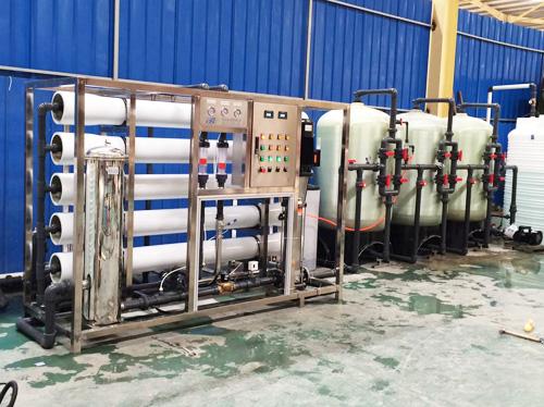 深圳市起航环保科技有限公司-起航双级纯水设备