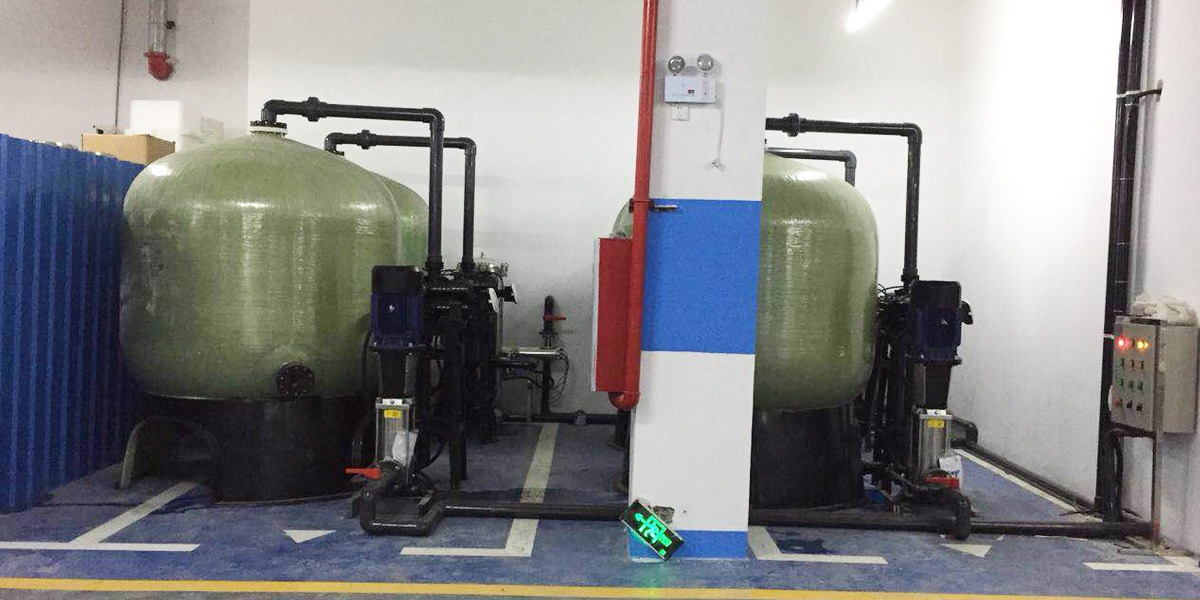 广州核材料锅炉软化水处理设备案例