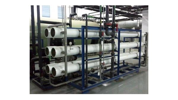 电子元件反渗透纯水设备EDI损坏的原因(上)