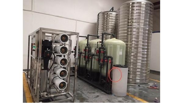 纯水设备主要去除的杂质有什么