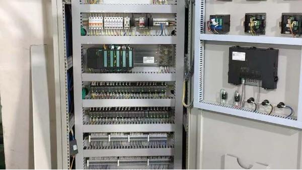纯化水设备控制系统