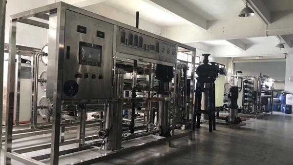 反渗透纯水设备-深圳市起航环保科技有限公司