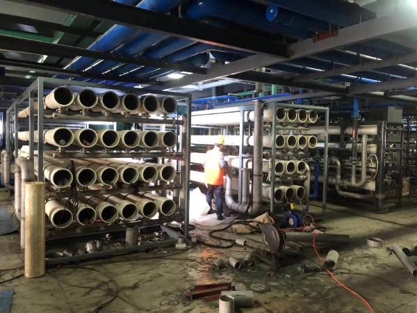 大型工业工厂用纯水设备定制