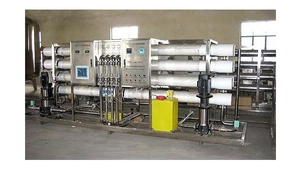 中小型反渗透纯水设备清洗的解决方案