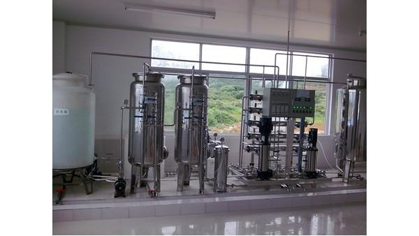中小型制药纯化水设备运行前的检查方法