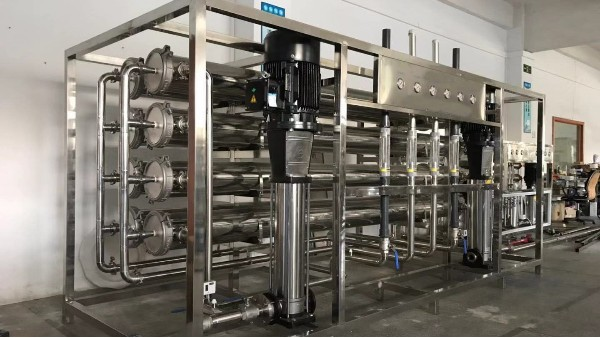 医疗器械纯化水处理解决方案介绍
