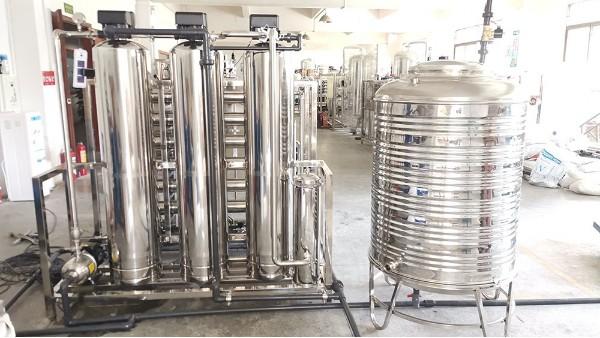 纯化水设备对厂家的作用是什么