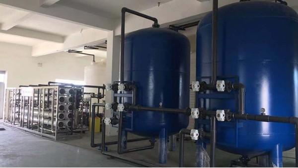 纯化水设备的清洗流程
