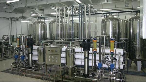 中小型医药纯化水设备的优势有什么