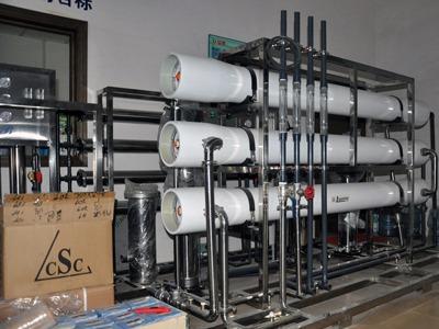 表面处理纯水设备