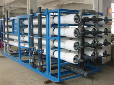 新能源超纯水设备