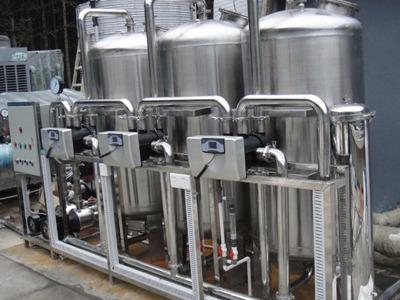 饮料厂用纯水设备