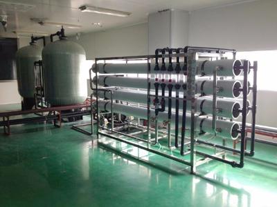 实验大楼中央供水系统