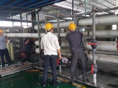 纯水设备维修保养