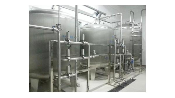 纯化水设备的单元功能都有哪些(下)