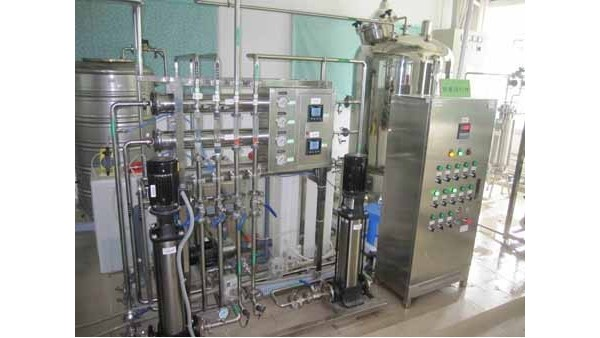 医药纯化水设备电导率超标解决方案