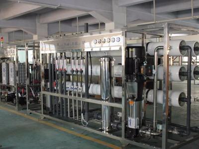 光学材料生产用超纯水设备