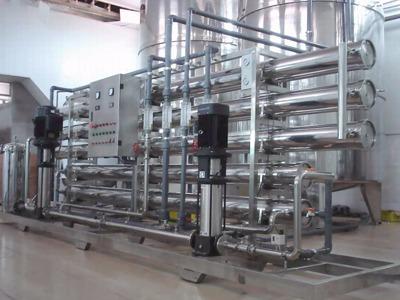 食品生产纯水设备