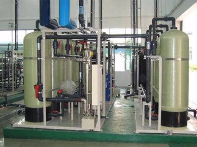半导体生产用超纯水设备