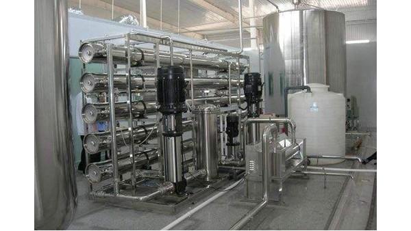 纯化水设备的单元功能都有哪些(上)