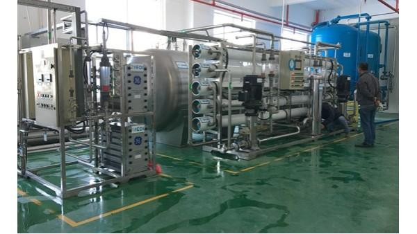 光伏用超纯水设备水泵容易出现的问题分析