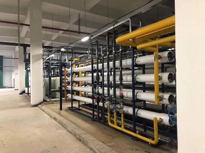 1-200吨反渗透工业纯水设备