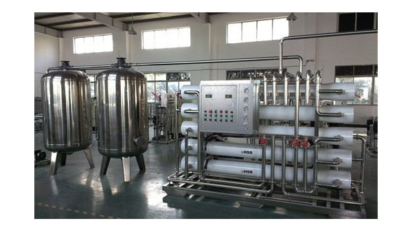 如何给纯化水设备的管道进行钝化处理