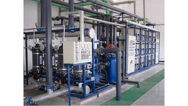 超纯水设备制取纯水的流程