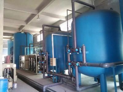大型工业级去离子水设备