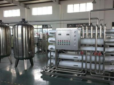 供应0.25-5吨工业纯化水设备